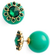 Kate Spade Women's Second Nature Front/back Earrings