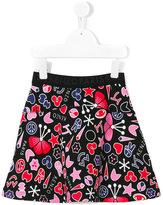Kenzo printed skirt - kids - Cotton - 2 yrs