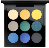 M·A·C MAC Tropical Cool Times Nine Eyeshadow Palette - Tropic Cool Times Nine