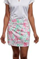 Women's Pebble Beach Floral Print Golf Skort