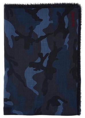 Valentino Camospace scarf
