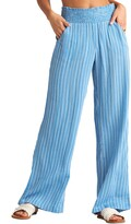 Billabong New Waves Stripe Wide Leg Pants