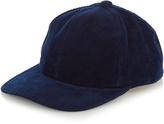 Blue Blue Japan Corduroy cap