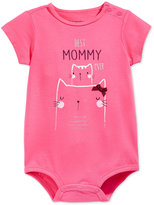First Impressions Baby Girls' Best Mommy Ever Bodysuit, Only at Macy's