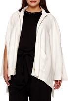 BELLE + SKY Zip-Front Soft Jacket
