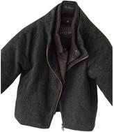 Hope Grey Wool Jacket for Women
