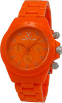 Toy Watch ToyWatch MonoChrome Orange Plasteramic Watch