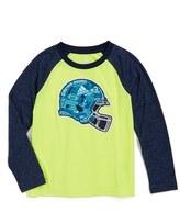 adidas 'Undefeated' Raglan Sleeve Climalite ® T-Shirt (Toddler Boys & Little Boys)