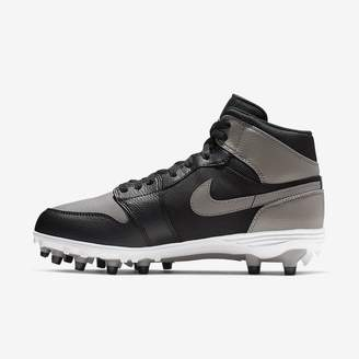 Nike Men's Football Cleat Jordan 1 TD Mid