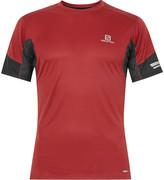 Salomon - Agile Mesh-trimmed Advancedskin Activedry T-shirt