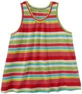 Pink Chicken Tara Top (Toddler/Kid) - Multi Variegated Stripe-6 Years