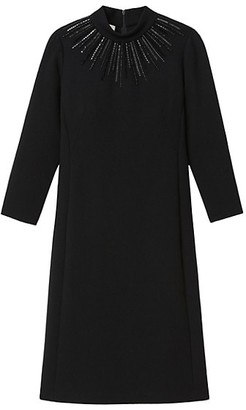 Lafayette 148 New York Adira Embellished Dress