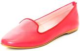 993 Red slipper