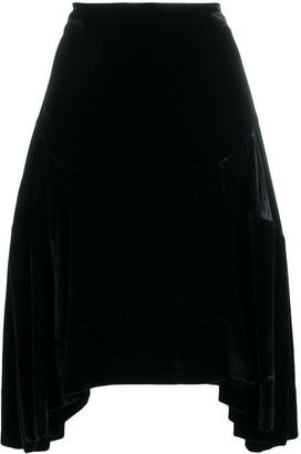 Vivienne Westwood Asymmetric Skirt