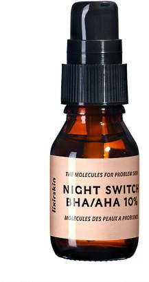LIXIRSKIN Night Switch Bha/Aha 10% 15Ml