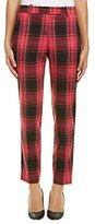 Trina Turk Women's Aubree Jameson Tartan Plaid Pant
