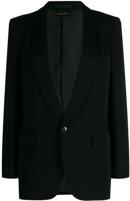 Comme des Garcons Classic Fitted Blazer
