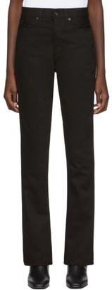 SLVRLAKE Black Charlotte Jeans