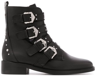 Carvela Scant buckle boots