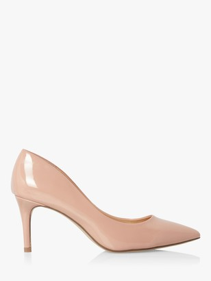 Head Over Heels Aisla Mid Heel Court Shoes