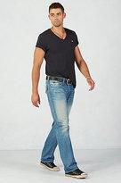 True Religion Ricky Straight Quick Fade Mens Jean