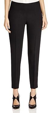 Elie Tahari Marcia Slim Ankle Pants