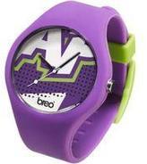 Breo Unisex Classic Zap Purple Watch BTICLCZ2