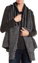Natasha Accessories Woven Stripe Vest
