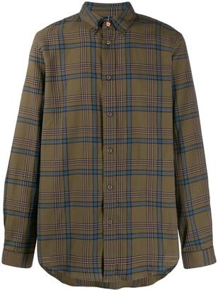 Paul Smith Long-Sleeve Check Shirt