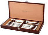 Wusthof Stainless 10-Piece Steak Knife & Carving Set