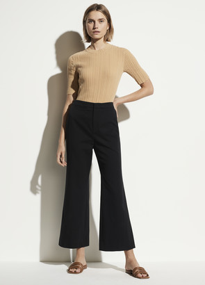 Vince Casual Cropped Flare Pant