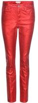Etoile Isabel Marant Isabel Marant, Étoile Ellos Metallic High-rise Jeans