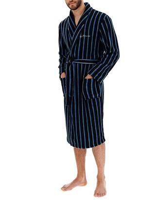 Ben Sherman Stripe Dressing Gown