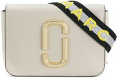 Marc Jacobs Hip Shot logo strap bag