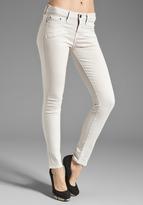 Vince Welt Pocket Skinny Leg Zipper Jean