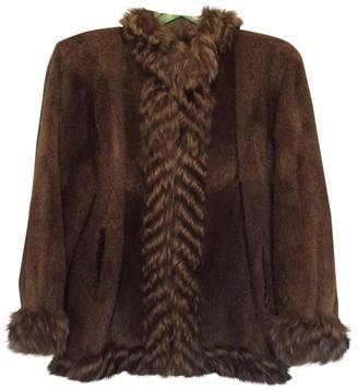 Saint Laurent Fur Jacket for Women Vintage
