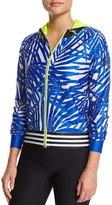 Monreal London Curacao Performance Zip-Up Jacket