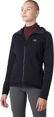 Arc'teryx Kyanite Hooded Fleece Jacket - Women's