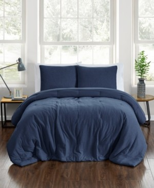 Pem America Closeout! Jersey 2-Pc. Twin Comforter Set Bedding