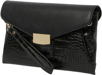 Urban Originals The Keeper Vegan Leather Clutch