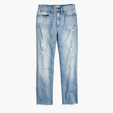 Madewell The Perfect Summer Jean in Malden Wash