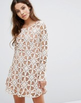 For Love And Lemons For Love and Lemons Party Dress in Lace