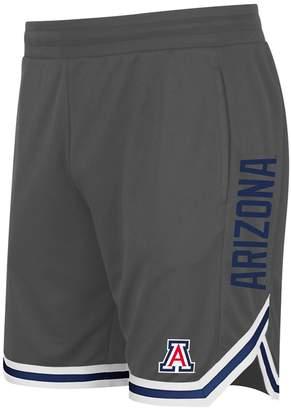 Colosseum Men's Charcoal Arizona Wildcats Continuity Shorts