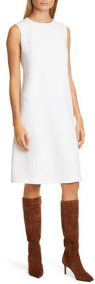 Lafayette 148 New York Polly Wool Sheath Dress