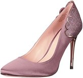 Nine West Women's Rainiza Satin Dress Pump