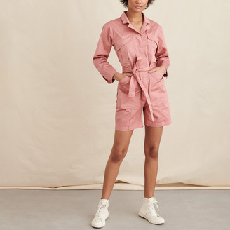 Alex Mill Expedition Short Jumpsuit