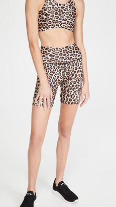Peixoto Wild Biker Shorts