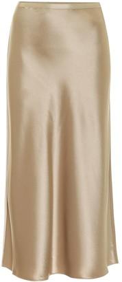 Polo Ralph Lauren Satin skirt