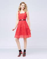 Alannah Hill Lipstick Lover Dress