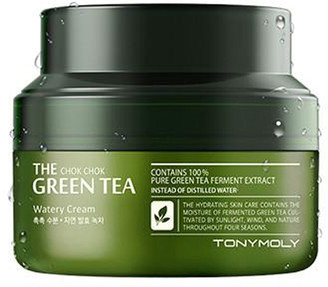 Tony Moly Tonymoly The Chok Chok Green Tea Moist Cream 60Ml